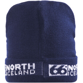 66° North Workman Cap unisex Blue/White